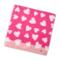 ピンク × ホワイト
