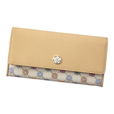 ヴァリエタ フラップ長財布