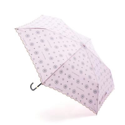 カメリアロゴスカラ折り畳み傘