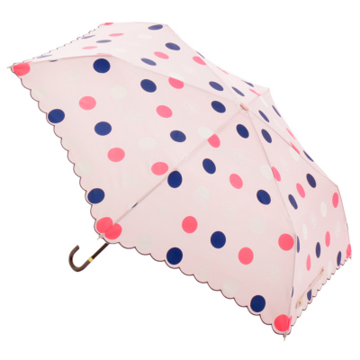 カメリアカラフルドット折り畳み傘